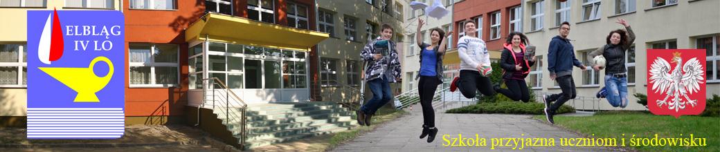IV Liceum ogólnokształcące w Elblągu
