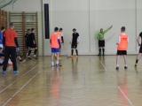 Halowy turniej piłki nożnej o Puchar Dyrektora IV LO