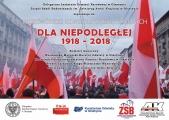 DLA NIEPODLEGŁEJ 1918-2018