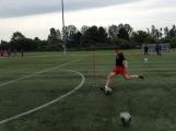 Test sprawności fizycznej - piłka nożna