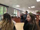 Spotkanie z Kamilą Łyłką
