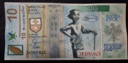 Projekt elbląskiego banknotu