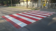 W biało-czerwonych barwach