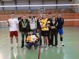 Mistrzostwa Regionu II w piłce siatkowej chłopców