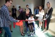 Uruchomienie windy dla niepełnosprawnych